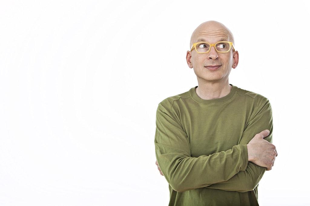 Seth Godin - Foto por Brian Bloom