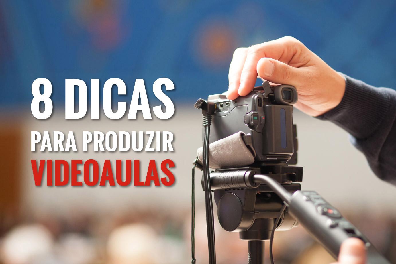 Camera filmando empresa