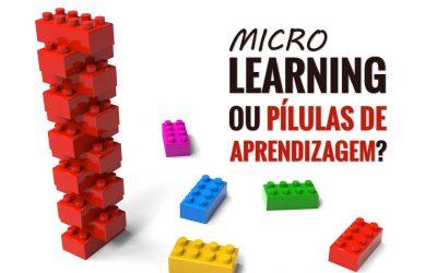 Micro-learning ou pílulas de aprendizado? Qual se encaixa melhor ao seu EAD?