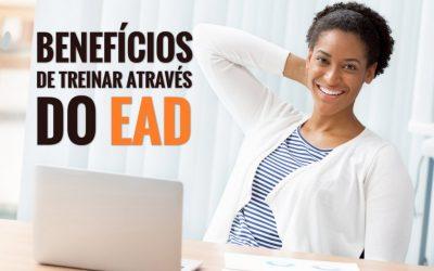 5 benefícios do treinamento via EAD