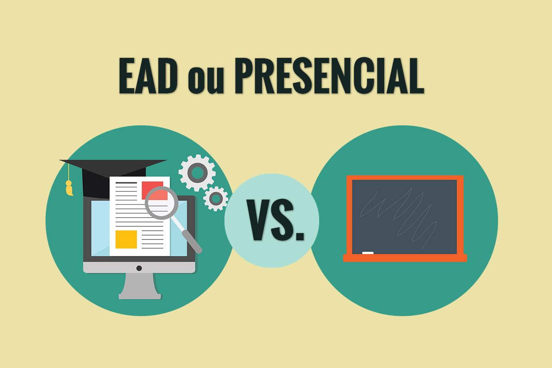 EAD ou presencial