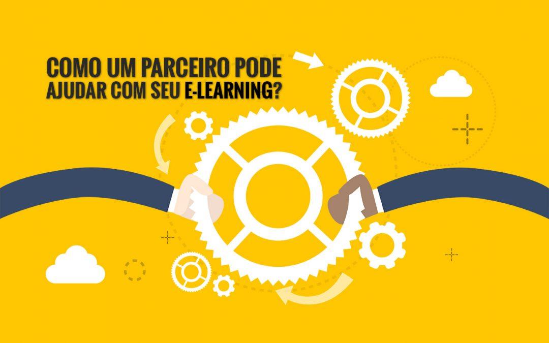 Desenvolvimento de e-learning: como um parceiro pode ajudar com o seu projeto