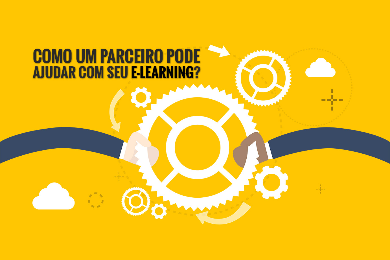 parceria e-learning