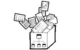 Publicação de arquivos PDF, PPT e outros para download.