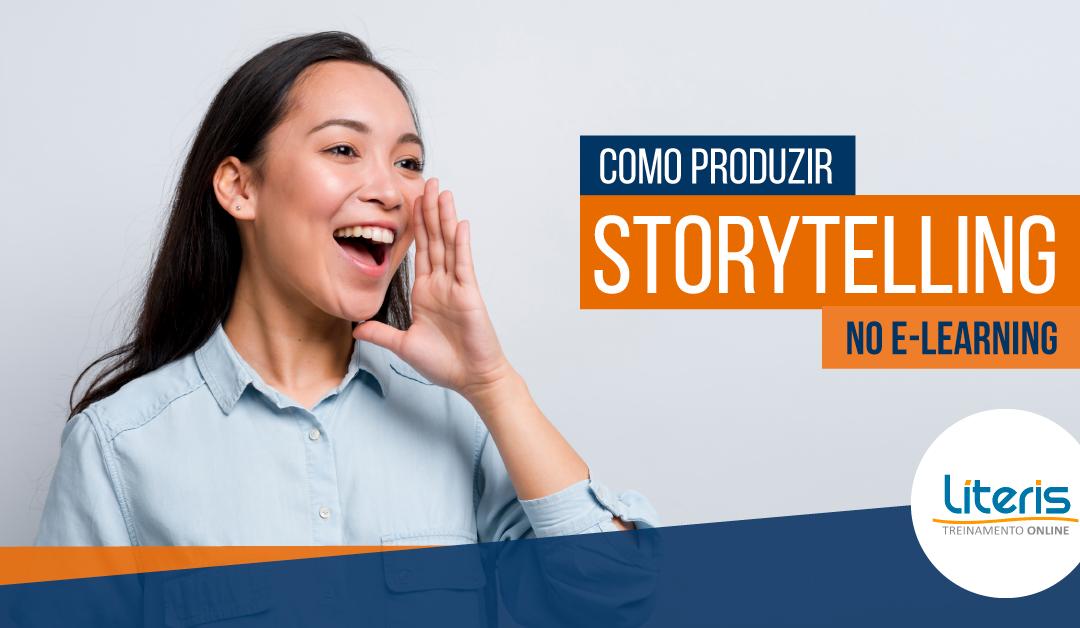 Storytelling no e-learning: como produzir melhores conteúdos