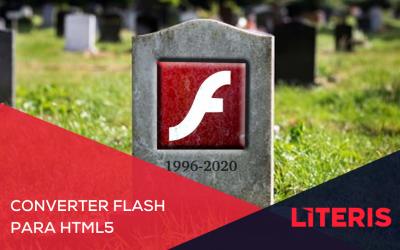 Como converter Flash para HTML5